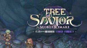 Nih, Penampakan Game Tree of Savior Mobile!