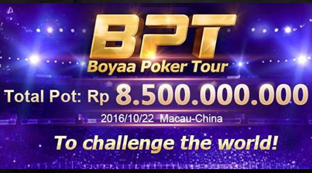 Bertarung di Macau demi hadiah 8,5 Milyar Rupiah