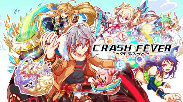 Crash Fever : Puzzle RPG Terpopuler dari Jepang
