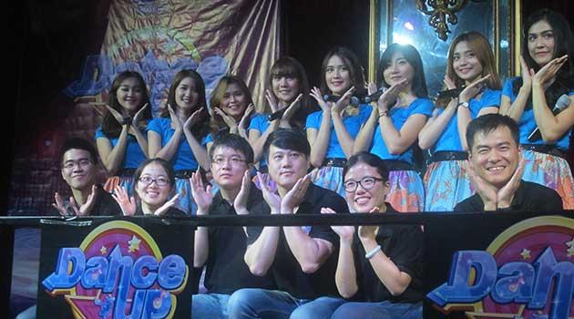 Cherrybelle Tampil Meriahkan Perilisan Game DanceUp Indonesia