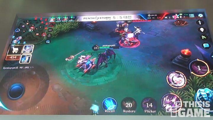 Penta Storm: Game Moba dari Netmarble Korea