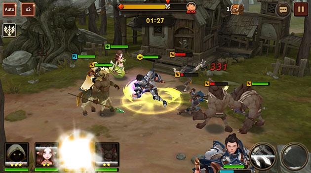 Lineage Red Knight: Game Terbaru Keluaran NCSoft
