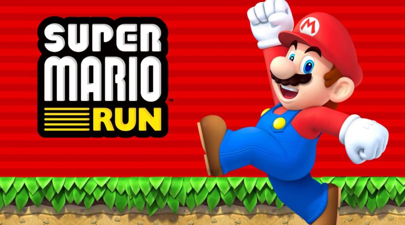 Super Mario Run, si tukang Ledeng yang berlari di IOS