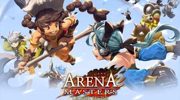 Jadilah Penguasa Arena di Arena Masters!