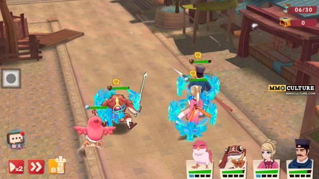 Trailer Terbaru Game dari Close Beta Dream of Mirror Mobile