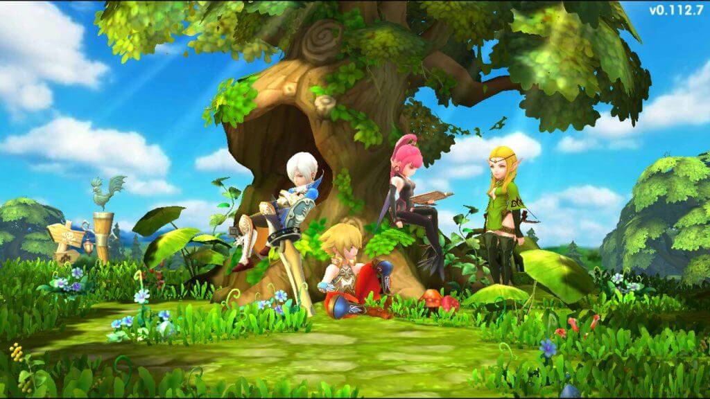 Eyedentity Games Meluncurkan Dragon Nest Mobile