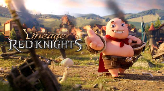 "NCSoft Umumkan Peluncuran ""Lineage Red Knight"""