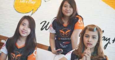 Mengenal FemaleFighterXYG, VainGlory Ladies Team Indonesia