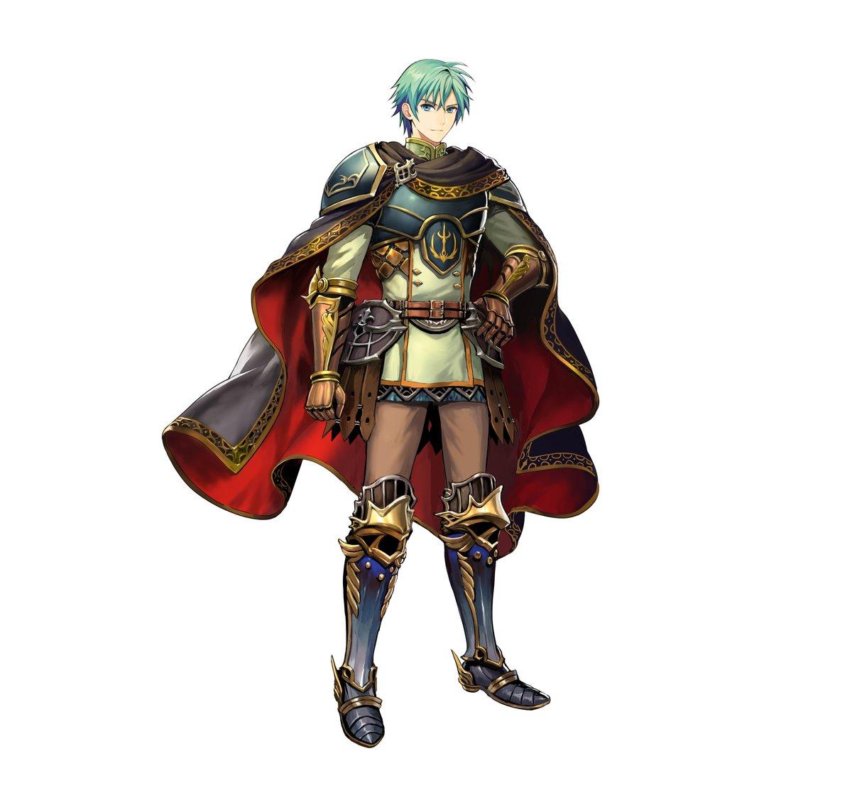 Update 4 Karakter Baru Fire Emblem Heroes