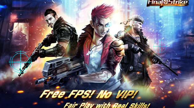 Final Strike Kini Hadir Ramaikan Game FPS Mobile di Indonesia