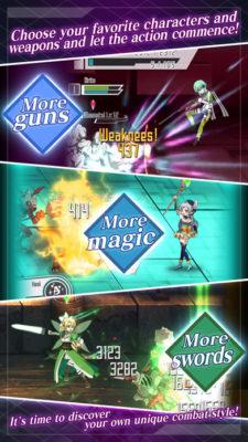 Bandai Namco Akhirnya Merilis SWORD ART ONLINE: Memory Defrag