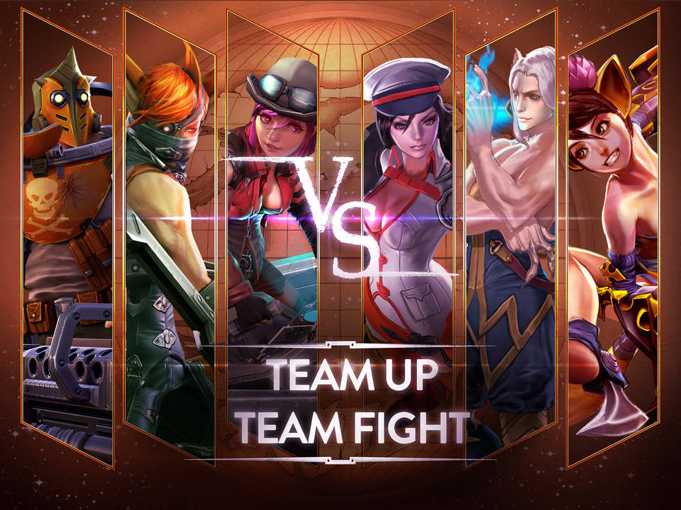Support ICE untuk Tournament Vainglory dari Super Evil Mega Crop