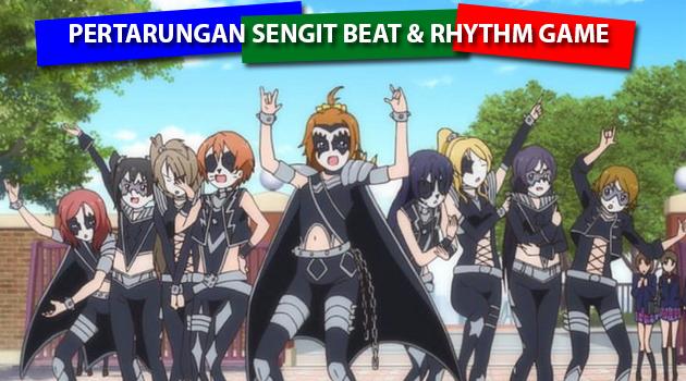Beat n rhythm Belum mati, pertarungan di platform mobile kian memanas