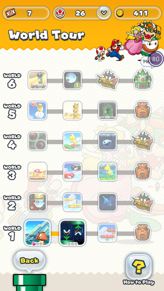 Super Mario Run, sang tukang ledeng mulai berlari di Android