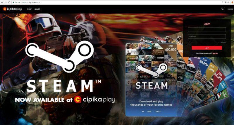 Cipika Play Perluas Jangkauan Outlet Token Games Online Melalui Agen Pulsa