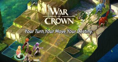 war of crown