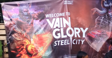 On Site VainGlory Tournament - MOBA Spring Battle Field