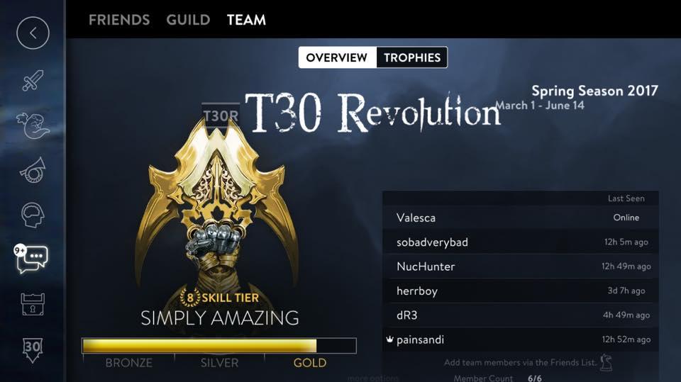 Team 30 Revolution, Berjiwa Muda dan Bersemangat Juang Yang Tinggi.