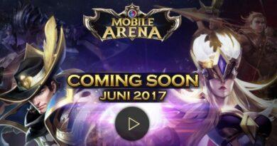Mobile Arena, Satu Lagi Game MOBA di platform Mobile dari Garena Indonesia