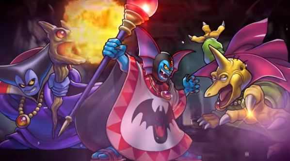 Square Enix Umumkan Game Kartu Untuk Mobile Platform Berjudul Dragon Quest Rivals