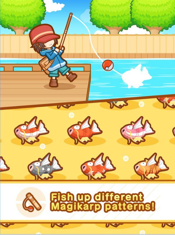 Melompat Lebih Tinggi Bersama Raja Lautan di Pokemon Magikarp Jump