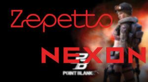 Ini Game Point Blank:Strike dari Nexon dan Zepetto