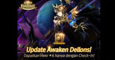 Awaken Dellons Hadir di Mobile RPG Seven Knights Indonesia