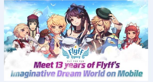 FLYFF Legacy Hadir di Mobile Platform Membawa Kenangan Bagi Para Gamers