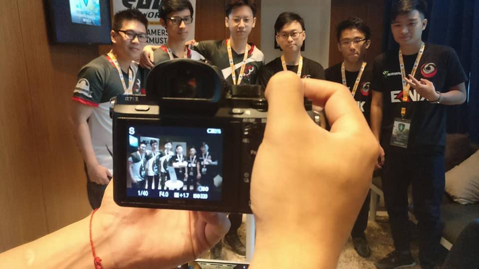 Intip Aktifitas Elite8 selama di Manila dalam Vainglory8 Spring Championship