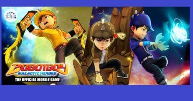 Rangkaian Event BoBoiBoy: Galactic Heroes  di Bulan Mei 2017