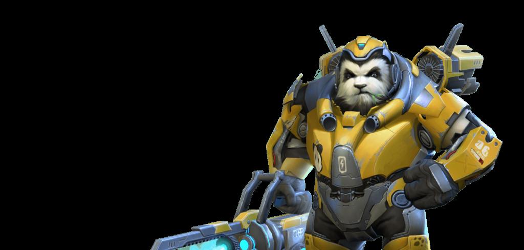 Ini dia 12 Hero Overwatch Yang Menjelma di Mobile Game FPS Heroes Mission