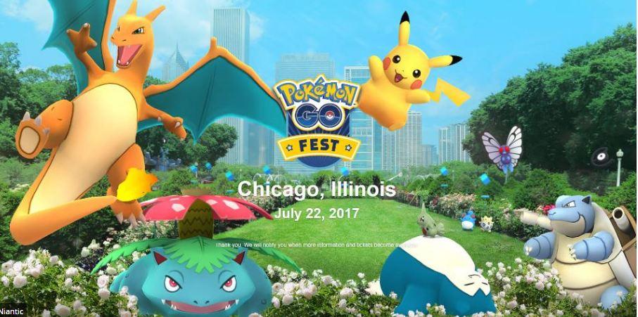 Jelang Ulang Tahun Yang Pertama, Niantic Siapkan Update Terbaru Pokemon Go