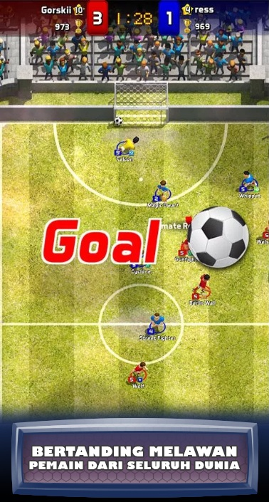 GameLevelOne Merilis Soccer Manager Arena SEA