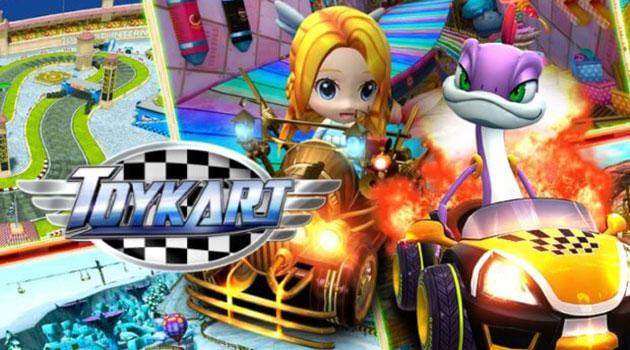 Toykart: Kecepatan Maksimal, Kesenangan Tiada Akhir!