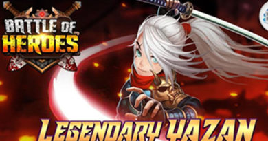 8Elements Hadirkan Game Terbaru Berjudul Battle of Heroes