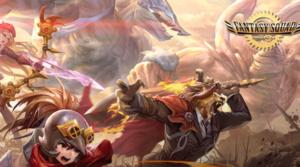 Fantasy Squad The Era Begin : RPG Mobile Perdana dari K&T ( Kreon Mobile)
