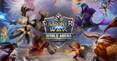 "Festival e-sport global ""2017 Summoners War World Arena Championship"" Segera Hadir"