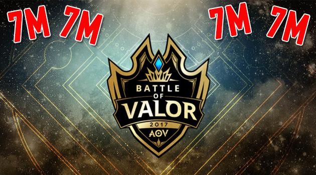 Jangan Cuma Berharap Dapet 7M, Langsung Daftarkan Team Mu di Battle of Valor