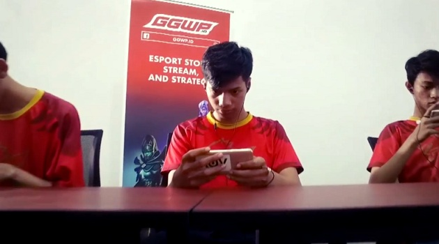 """Embracing the New Age of Esport"" Digadang-gadangkan oleh GGWP.ID, Team Mobile esport untuk AoV Garena"