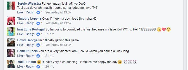 Gadis Idol Belia Ini Menghipnotis Para Fans Dengan Aksi Goyangannya