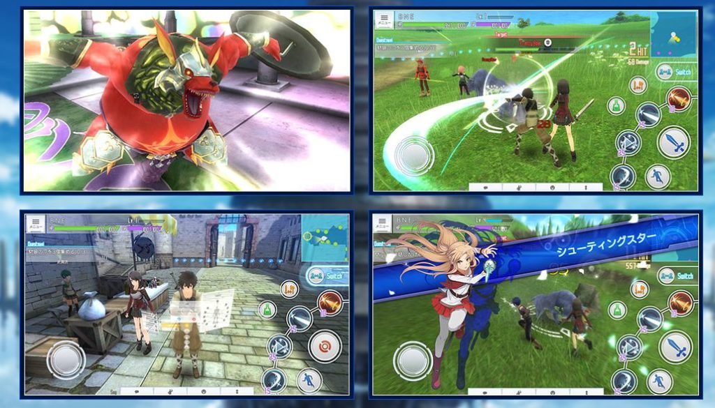 Sword Art Online: Integral factor