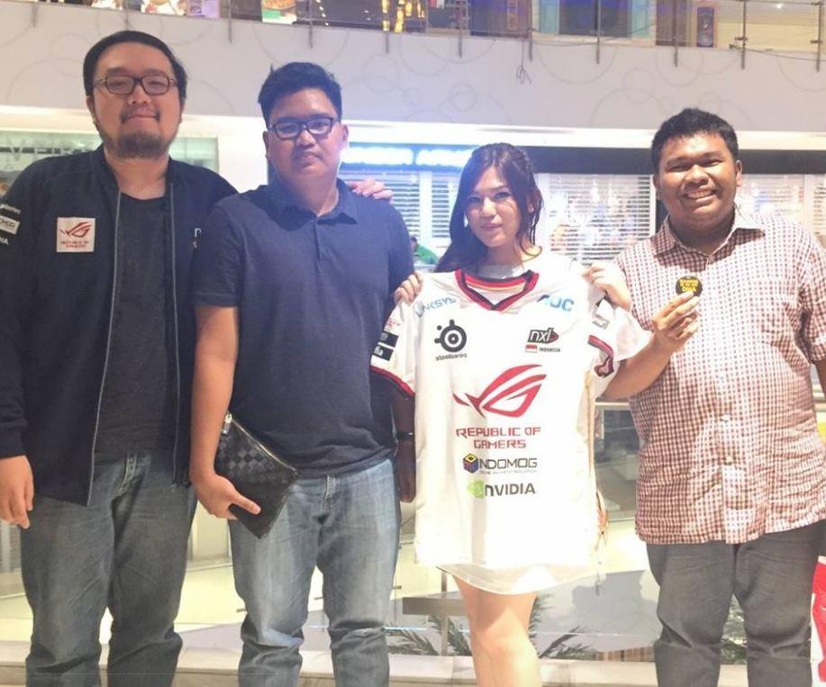 TEAMnxl> umumkan Mobile Legends Division, Mobile Moba semakin di Minati Team Profesional