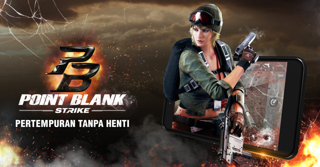 Ketinggalan Grand Launching Point Blank : Strike? Tonton Live Streamingnya disini