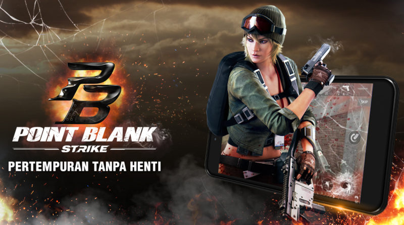 POINT BLANK: STRIKE BIG UPDATE 20 DESEMBER 2017
