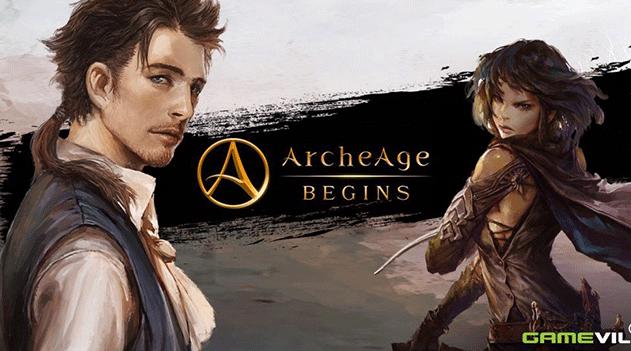 Gamevil Merilis ArcheAge Begins! Sudah Main? Coba Cek Disini Detailnya