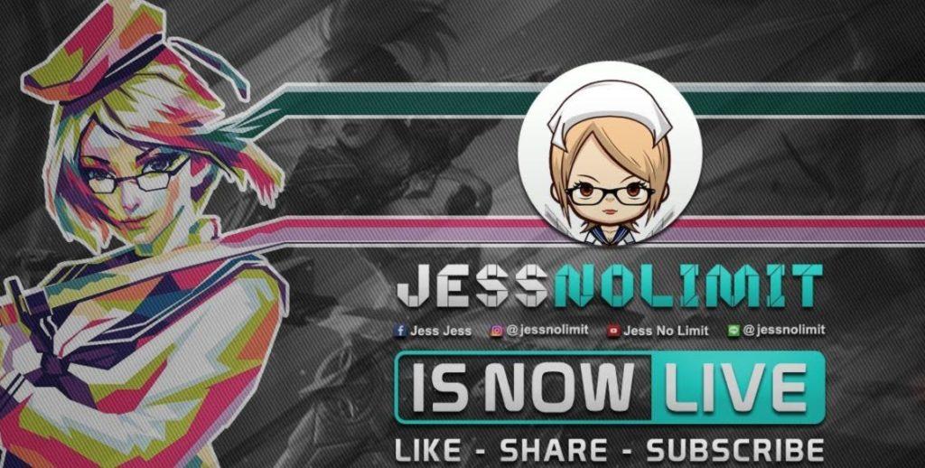 Ternyata ini Rahasia Jess No Limit ketika Farming Hayabusa di Mobile Legends