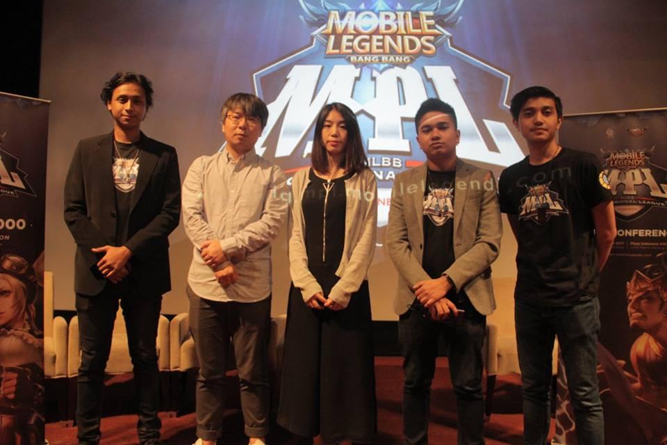 100.000 Dollar Disiapkan khusus untuk Mobile Legends Pro-League di Indonesia