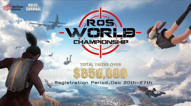 Rebut 8 Milyar Rupiah dari Rules of Survival World Championship