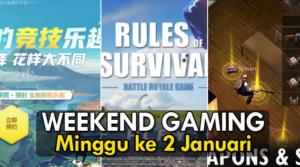 "Ini dia Tiga Game ""Battle Royale"" Seru yang wajib kamu coba Weekend ini"