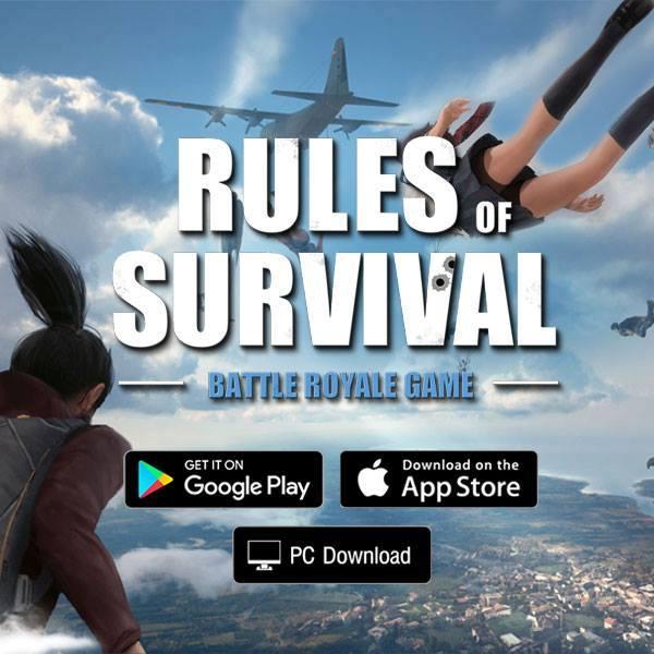 Ini dia Tips dan trick buat kamu yang Baru Main game Rules of Survival